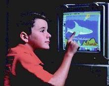 Magic Touch Сенсорный экран на монитор 15 дюймов арт. 5490