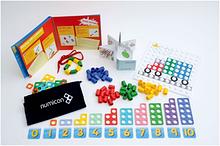 ИА Первые шаги с Numicon. Комплект для домашних занятий (3-5 лет) арт. ИА24645