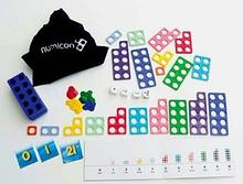 ИА Комплект для домашних занятий Numicon «Математический мешок» (4-5 лет) арт. ИА24646