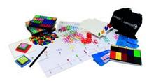 ИА Базовый набор Numicon для занятий с детьми младшего возраста от 3 до 5 лет арт. ИА24650