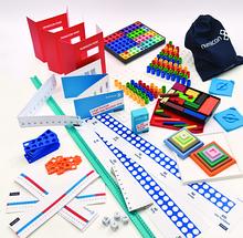 ИА Базовый набор Numicon для индивидуальных занятий с детьми 5-7 лет арт. ИА24653