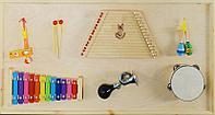 РеаМед Тактильная панель с музыкальными инструментами арт. RM12671