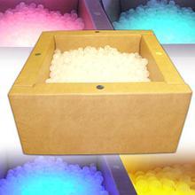 Noname Интерактивный сухой бассейн (1) с подсветкой и переключателями (без шаров)