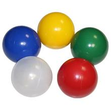 Noname Мяч для сухого бассейна (упаковка - 135шт. одного цвета)