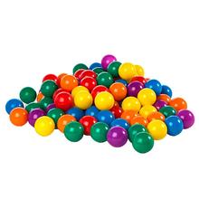 ИА Цветной / Прозрачный шарик для сухого бассейна арт. ИА14015