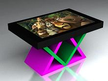 Noname Интерактивный сенсорный стол «ПИРАМИДА» арт. PVM21382
