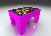 Noname Интерактивный сенсорный стол «АРКАДА» арт. PVM21383