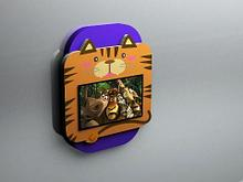 Noname Детский настенный интерактивный комплекс «КОТЕНОК» арт. PVM21390