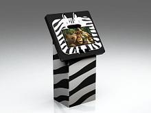 Noname Детский интерактивный сенсорный стол «ЗЕБРА» арт. PVM21393