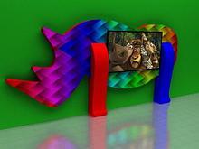 Noname Интерактивная сенсорная панель «НОСОРОГ» арт. PVM21396