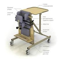 Noname Вертикализатор наклонный – опора для стояния (130-170 см) арт. КХ13583