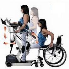 Chinesport Вертикализатор для инвалидов STRUZZO 3420 Арт. RX15327