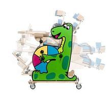 Noname Кресло многофункциональное для детей с заболеванием ДЦП и детей-инвалидов BINGO арт. MEY23995