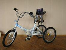 Noname Велосипед 3-хколесный для детей с ДЦП от 5 до 10 лет арт. БпЦ23244