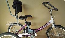 Noname Специализированное сиденье для велосипеда-тренажера ВелоЛидер арт. VL21338
