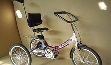 Noname Овальный руль для велосипеда-тренажера ВелоЛидер арт. VL21339
