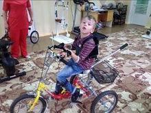 ВелоСтарт Велосипеды для детей с ДЦП ВелоСтарт-3 арт. 17241