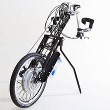 ProActiv Велоприставка с электроколесом Proactiv NJ1E-Assistant BionX P 250 арт. OB20935