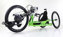 ProActiv Хэндбайк с электроколесом Proactiv NJ1 E-Compact Bike арт. OB20938