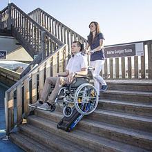 SANO Гусеничный лестничный инвалидный подъемник LIFTKAR PT PTR 130