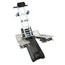SANO Лестничный гусеничный подъемник для инвалидов с платформой PT PTR ХТ 130