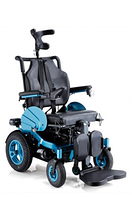 Titan Deutschland GmbH Кресло-коляска инвалидная электрическая с вертикализатором Angel LY-EB103-240 арт.