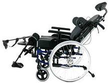 Titan Deutschland GmbH Инвалидная коляска для полных Breezy RubiX2 Comfort XL LY-710-0642-02XL арт. MT21882