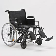 Armed Кресло-коляска для инвалидов H 002 (22 дюйма) арт. AR12315