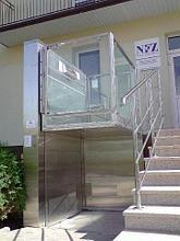 Noname Платформа подъемная вертикальная NTD B385 высота подъема: 3000 мм,(улица) арт. OB20942