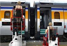 Noname Платформа подъемная вертикальная Panda Station мобильная (для железных дорог) арт. OB20947