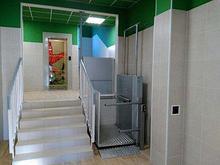 Noname Подъемная платформа с вертикальным перемещением для инвалидов INVA 420 (Россия) арт. 20683