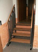 Noname Лестница-трансформер FlexStep V2 / 4 ступеньки / внутри / высота подъёма до 925 мм арт. OB20941