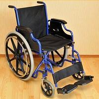Noname Кресло-коляска механическая стальная FS909(B) арт. МдТМ24575