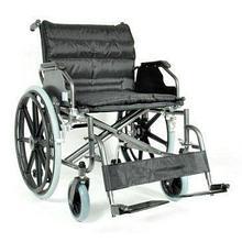 Noname Кресло-коляска FS951B-56 механическая стальная арт. МдТМ24577