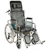 Noname Кресло-коляска FS204BJG (MK-C010-46 с ручным тормозом,без ручного тормоза) арт. МдТМ24581