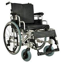 Noname Кресло-коляска механическая алюминиевая FS251LHPQ(MK-005/41) арт. МдТМ24586