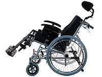 Titan Deutschland GmbH Кресло-коляска инвалидная с высокой спинкой и регулируемым наклоном LY-710-031 арт.