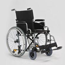 Armed Кресло-коляска для инвалидов Н 001 (16, 17, 18, 19 дюймов) арт. AR12256