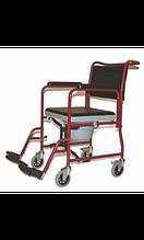 Titan Deutschland GmbH Кресло-коляска инвалидная, (кресло-каталка с туалетным устройством, складная)