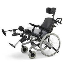 Meyra Многофункциональная инвалидная кресло-коляска SOLERO арт. MEY23982