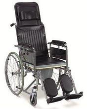 Armed Кресло-коляска для инвалидов с санитарным оснащением FS619GC арт. AR15271