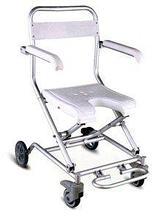 Armed Кресло-коляска для инвалидов с санитарным оснащением FS7962L арт. AR15272