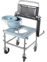 Noname Кресло-коляска инвалидная с санитарным оснащением 5019W2P арт. 12280