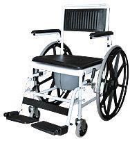 Noname Кресло-коляска инвалидная с санитарным оснащением 5019W24 арт. 12284