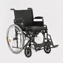 Armed Кресло-коляска инвалидная с санитарным оснащением Н 011А арт. AR12286