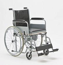 Armed Кресло-коляска инвалидная с санитарным оснащением FS682 арт. AR12287