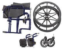 Noname Кресло-коляска инвалидная 1618С0303Z арт. 12309