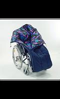 Titan Deutschland GmbH Мешок утепленный для инвалидной коляски арт. MT10919