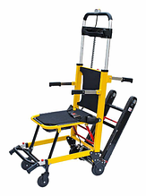 ИА Эвакуационное кресло с электроприводом для перемещения и спуска и подъема пациентов по лестницам арт.