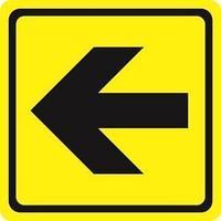Noname Пиктограмма тактильная «Направление движения, поворот» арт. 4427